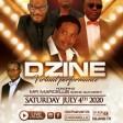 D'ZINE LIVE - ST- JACQUES