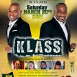 Klass live in Atlanta - David