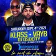 KLASS LIVE NEW JERSEY - HAITI