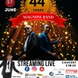 Magnum Band's 44th Anniversary LIVE - Adoration (Ouay Manman)
