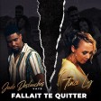 Tina Ly Feat Jude Deslouches (Vayb) - Fallait te quitter