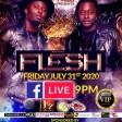 FLESH LIVE 2- OU FOU POU LI
