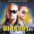 DJAKOUT #1 LIVE Int Steve CLUB SAMBA JACMEL 30 AVRIL 14