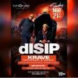 Disip live @ Krave Lounge - Lanmou Pi Fo
