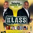 Klass live in Atlanta - Lanmou Pafe