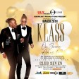 KLASS LIVE @ CLUB 7 IN MIAMI - M'AP MARYE