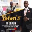Beken Fils Live - La Prophetie