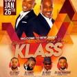 KLASS LIVE @ BARCODE ELIZABETH NJ JAN 26TH2020  - MIZIK SA