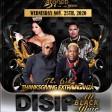 DISIP LIVE @ WPB CLUB IVY [11-25-2020] - HERITAGE