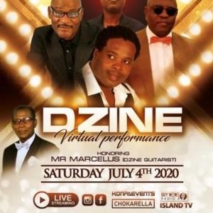 D'ZINE LIVE - DOM LAJ