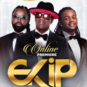 EKip Grande Premiere Live Performance [ May 24, 2020] - Tengo Carazon